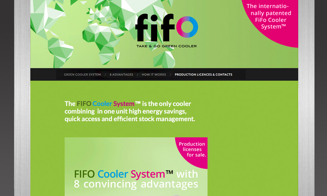 FIFO Website
